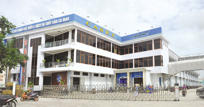 CAMIMEX GROUP has its headquarters in 333, Cao Thang Street, Ward 8, Ca Mau city