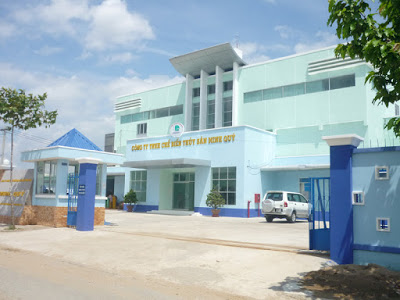 Established in early May 2011, although Minh Quy Seafood processing company limited